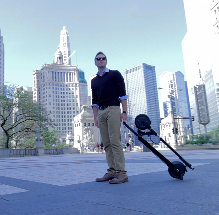 The Lightest Electric Scooter In The World, E-Scooter, The Lightest Scooter