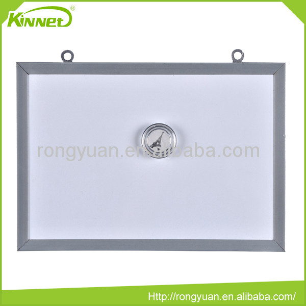 Fashionable promotional customized magnetic board with hook