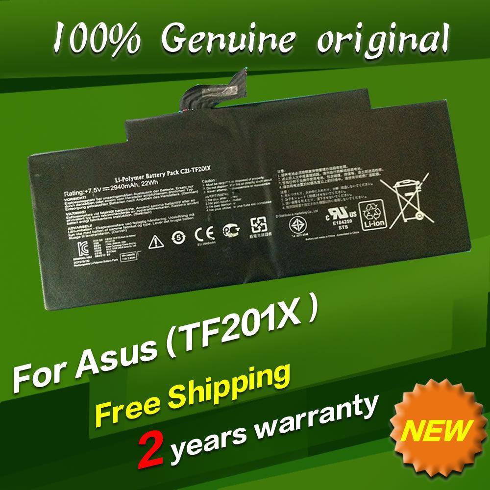 Free shipping C20 TF201X C21 TF201X TF201X Original laptop Battery For Asus Tf300 Tf300T Tf300TG Tf300TL