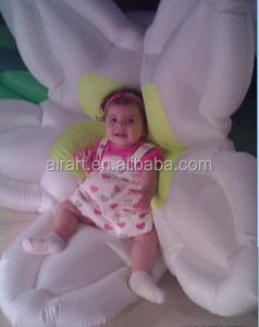 open flowers baby shower decorations inflatable