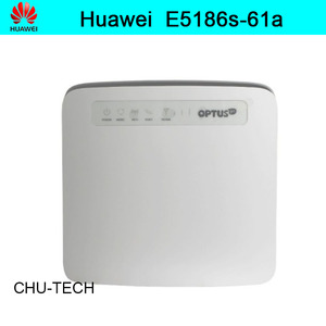 Unlock and Original 300M Huawei E5186 4G LTE Router Huawei E5186s-61a LTE  4G Wireless Router 4G FDD TDD Wireless Router