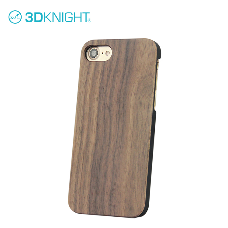New Pattern Two Layers Wood Carved Phone Case,For Woody Case iPhone 8,For iPhone Case Wood