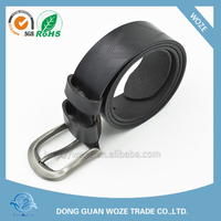 fashion honest wide Trustworthy China Supplier Suede genuine leather belt