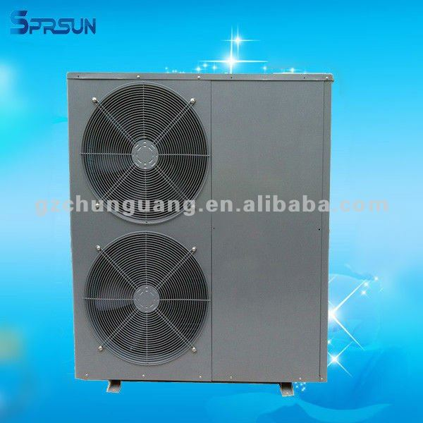 air heat pump water heaters working in -25 to 43 celsius around temp
