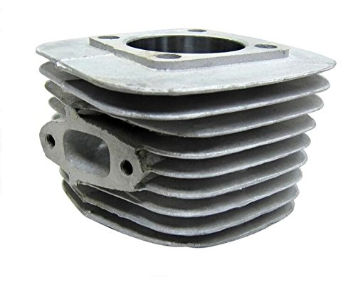 CDHPOWER 66cc/80cc Cylinder Body-32mm for 2 Stroke Gas Motorized Bike Engine kit2 Stroke Gas Motorized Bike Engine kit Gas Motorized Bicycle Gas Engine Cylinder 2 Stroke Gas Motor Cylinder