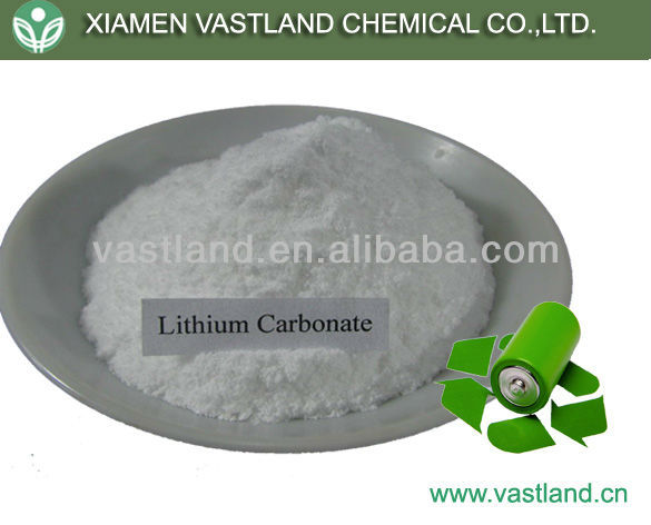 lithium carbonate battery