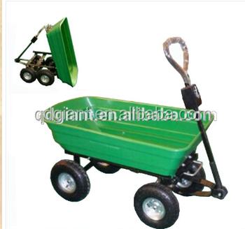Plastic Garden Lowes Wagon Cart TC4253