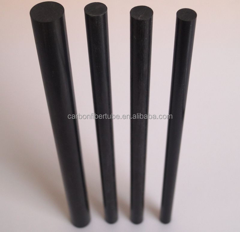 Ultra-light material carbon fiber rods,high strength tubes for sailboat or kite