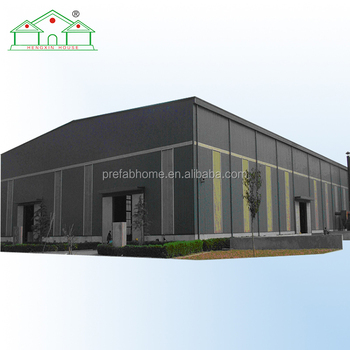 Hengxin steel structure economic prefab 2000 m2 workshop and warehouse for sale