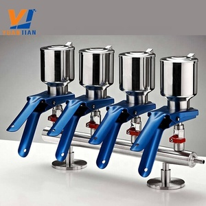 Vacuum Filtration With Pump, Vacuum Filtration With Pump