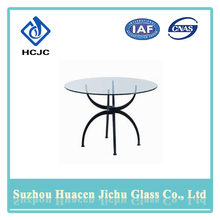 Adaptability High mounting force glass office table