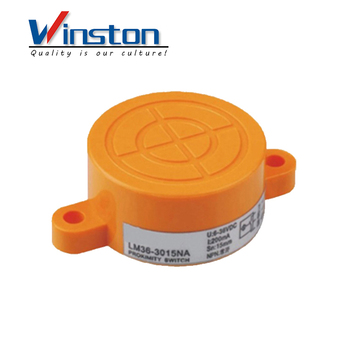 Winston LM36 Waterproof Sensor Non Flush Type NPN Inductive Proximity Switch