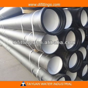 Tawil Class K9 K7 K8 T Type Push-in Joint Socket And Spigot Ductile Iron  Pipe - Buy T Type Push-in Joint Ductile Iron Pipe,Socket And Spigot Ductile