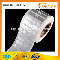Asset Tracking/Warehouse Management Self-Adhesive UHF Rfid Paper Tag ALN-9654