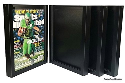 Sports Illustrated July 1994 and Newer Magazine Display Frame Lot of 4 by GameDay Display
