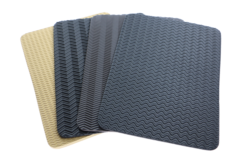 large Textured eva sole material  8mm thick