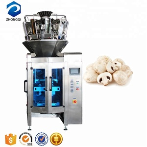 date packing machine for mushroom