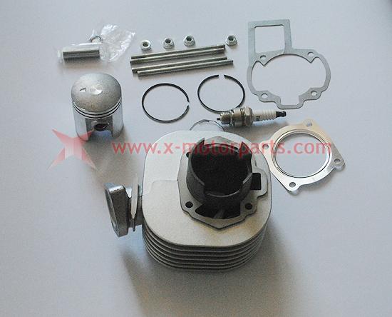 SUZUKI LT 80 LT80 PISTON RINGS GASKETS SPARK PLUG KIT STOCK 1987-2006