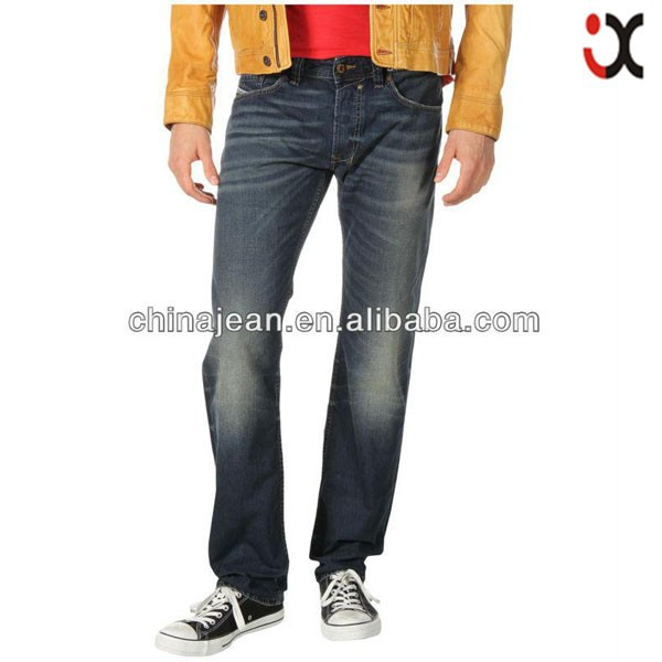 best sale men's Italy style jeans for fall/winter JXL21071