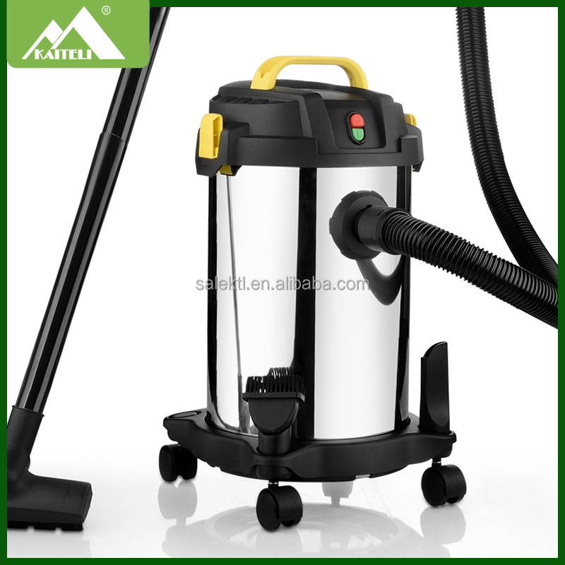 promotion stainless steel tank 15L ETL/GS/CE wet and dry vacuum cleaner new model Top quanlity