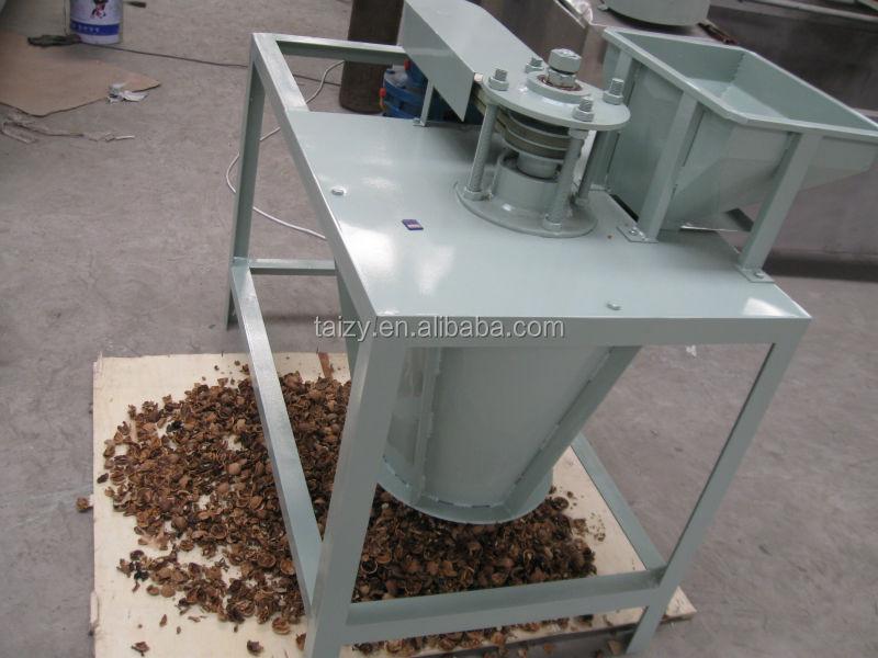 800~1000kg Per H Walnut/ Hazelnut/palm Kernel Shell Separator ...