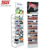 supermarket promotion water bottle display racks/car paint and cleaner display stand