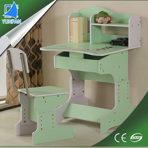 wooden material and table type size of study table for sale