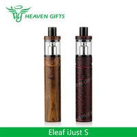 Made In China 3000mAh 4mL Eleaf iJust S e shisha pen wholesale