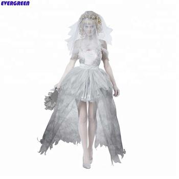 Wholesale Halloween Wedding Dress Costume Girls - Buy Halloween ...