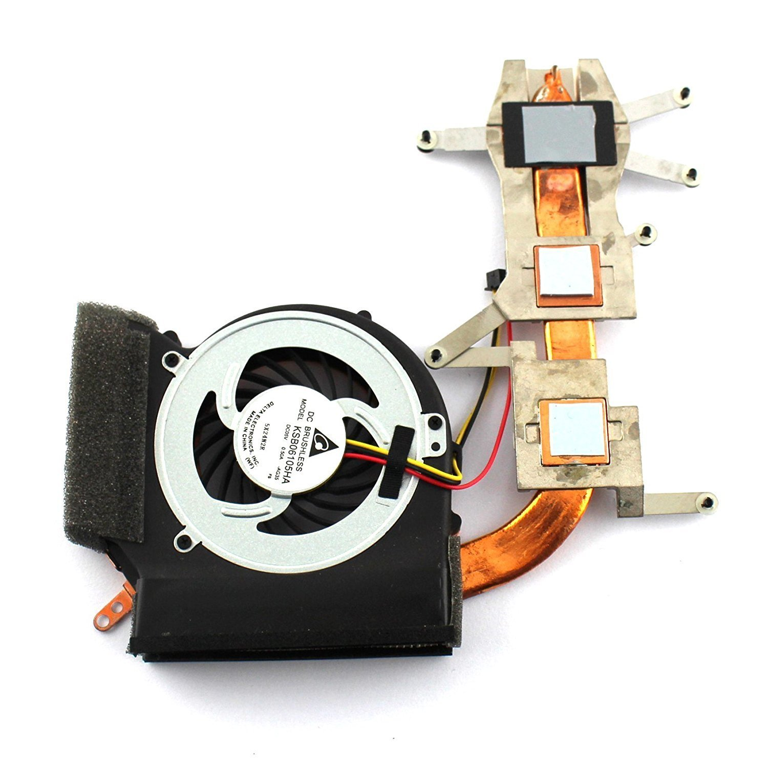 Generic CPU Cooling Fan For IBM Lenovo Thinkpad E40 E50 Series Laptop Notebook Replacement Accessories P/N:75Y6001 75Y6002