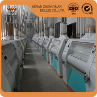 Commercial semolina making device line grinder roll for flour milling machinery