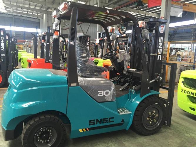 China Nissan Forklift Sale Wholesale