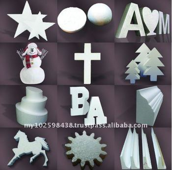 Styrofoam Decorations Products