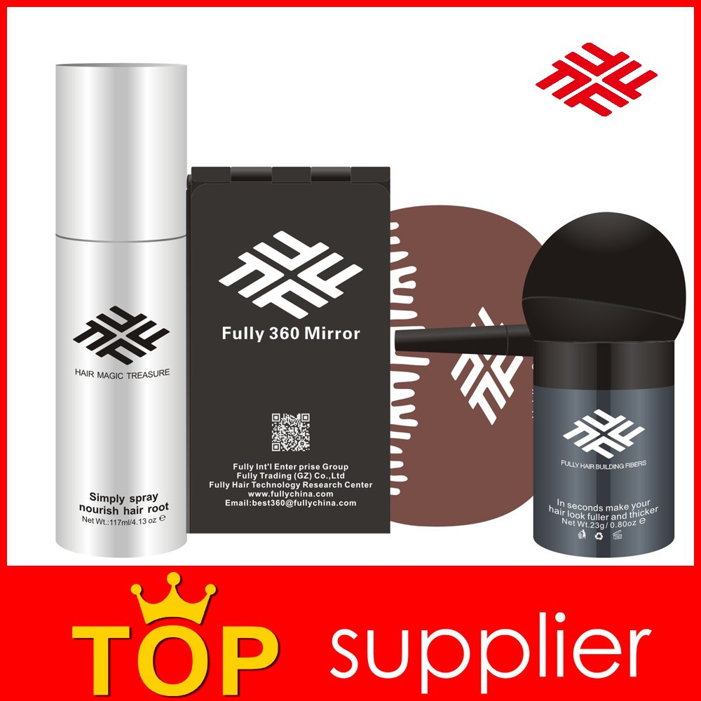 New Product Fully hair Oil Hair Building Fibers Oil for Thinning Hair