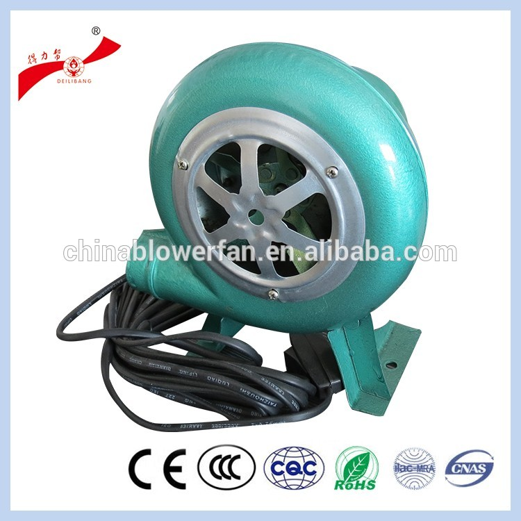 BBQ small film cheap steel round outlet bbq blower fan