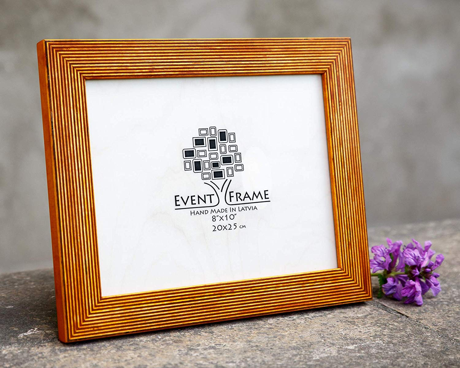 Yellow Picture Frame, Wooden Photo Frame, Rustic Frame SIZES 4x4 4x6 5x5 5x7 5.5x8.5 6x6 6x8 7x7 7x9 8x8 8x10 10x10 8x12 8.5x11 11x14