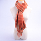 china supplier magic long knitted filter scarf