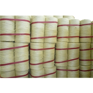 Hot sale twisted Natural sisal twine/yarn manufacturer