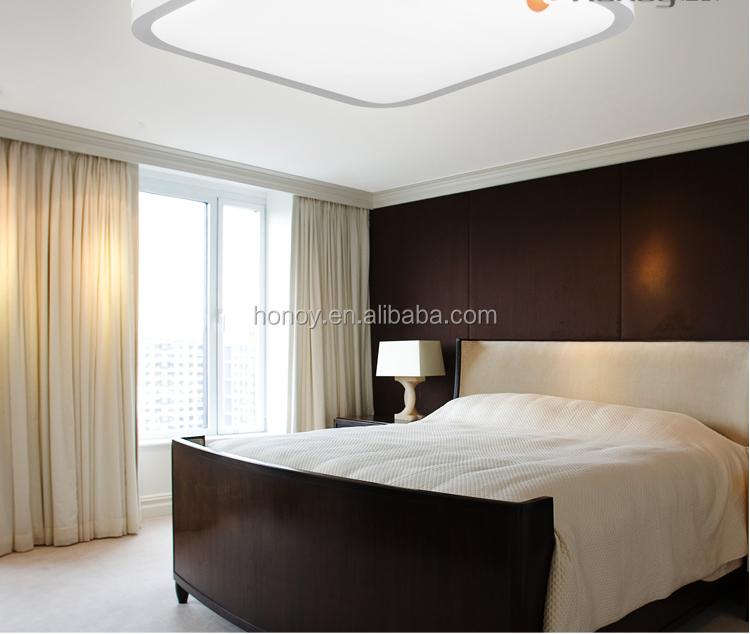 Tuv/ce 120w New Design Square Shape White Led Big Ceiling Lights ...
