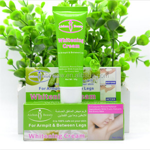 aichun beauty armpit and between legs whitening cream