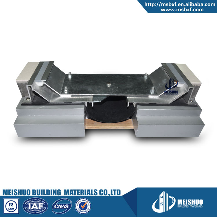 Anodised Aluminum Anti Seismic Building Expansion Joint