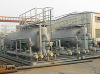 CE/ASME certified crude oil static deep desalting & dehydrating complete set of equipment