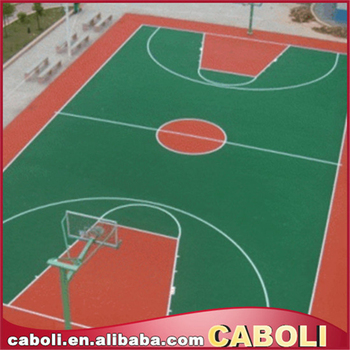 Caboli Acrylic Paint For Badminton Court And Outdoor