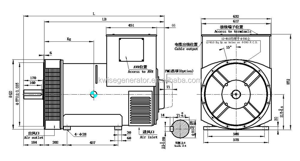 20kva Single Phase Diesel Generator Wiring Diagram