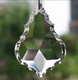 chandelier lamp crystal glass pendalogue pendant drops parts for lighting