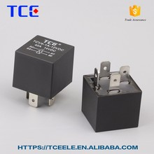High quality wholesale price auto car electrical dc TOYODA the 12v relay 4pin 5pin