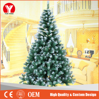 2016 Giant outdoor high quality led light christmas tree for sale