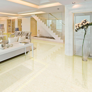 Amazing Italian Ivory Marble Look Floor Tiles