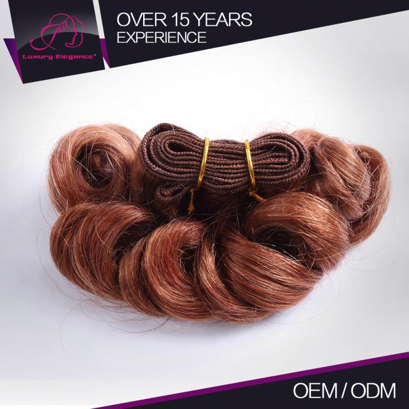 Factory Price Shedding Free 100% Full Cuticle Human Hair India Per Kg