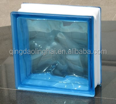 safty glass product wholesale craft glass blocks with best